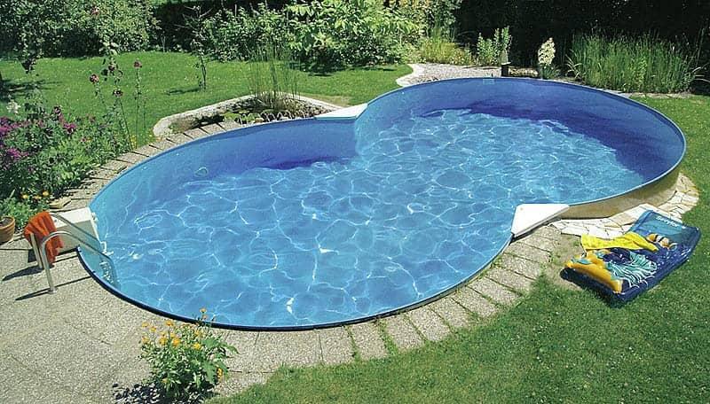 Какой бассейн выбрать для дачи - виды конструкций